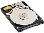 "320 GB 2.5"" SATA Hard Drive"